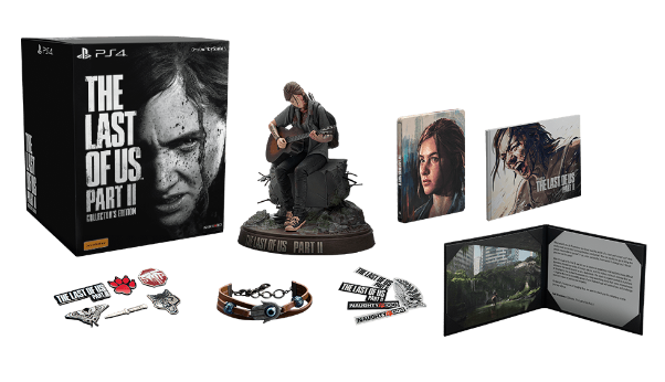 PS4 The Last of Us 2 Collectors Edition